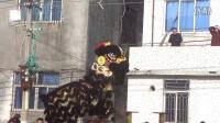二〇一六年潮阳区铜盂镇老溪西乡请祖舞狮精彩视频05