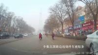 【拍客】辛集北国路边违规停车被贴条