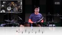 《一周节奏型速成》第二课 底鼓反拍节奏型 架子鼓教学 鼓手工厂出品