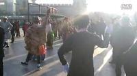 西宁中心广场藏族锅庄视频28