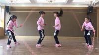 MSG花样跳绳19级教学视频【交互绳】