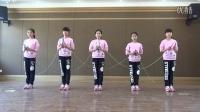 MSG花样跳绳18级教学视频【车轮花样】