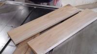 一步一步制作雪松草坪躺椅-大刘木工DIY工具坊
