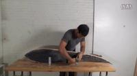 制作一款摇椅-大刘木工DIY工具坊