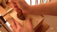 用桦木制作一款漂亮木勺子-大刘木工DIY工具坊