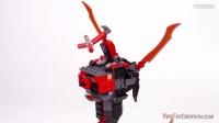 70626 积木砖家乐高Lego Dawn of IRON DOOM Stop Motion Build Review