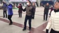 西宁新宁广场藏族锅庄视频2