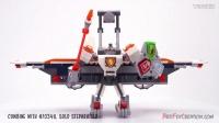 70366 积木砖家乐高Lego BATTLE SUIT LANCE Stop Motion Build Review