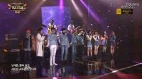 【特别舞台】TWICE&GFRIEND&I.O.I&BTS防弹少年团&GOT7&SEVENTEEN《A Flying Butterfly》[原唱 YB尹道贤乐队