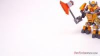 70365 积木砖家乐高Lego Nexo Knights BATTLE SUITE AXL Speed Build
