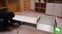 定制家具安装——电视柜