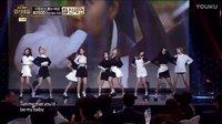 韩国女团TWICE《TT》演技大赏现场版