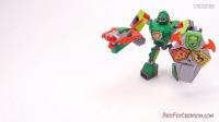 【速拼】乐高 LEGO 70364 未来骑士团 阿隆超级战斗机甲 Nexo Knights