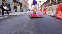 【蛋神电影】2016最爆纽约阿拉丁神毯ALADDIN MAGIC CARPET PRANK