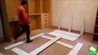 定制家具安装——床