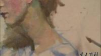 油画教学教程 (外国)女人体 第一集