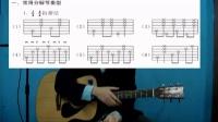 民谣吉他高级教程1-44拍分解节奏教学 吉他教学
