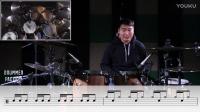 《一周节奏型速成》第四课 军鼓多种节奏型变化 架子鼓教学 鼓手工厂出品