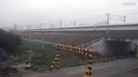 G1387次 上海虹桥~南昌西 诸暨站高速通过