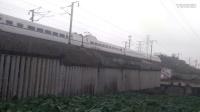G7356次 衢州~常州 诸暨站快速通过