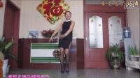 转载广场舞-金芙蓉xin2016元宵佳节特献 第一次学跳伦巴——【梅兰梅兰 我爱你】 附背