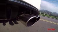 大众 高尔夫 GOLF R STONE Exhaust Systems