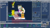 ROBCAD亚弧焊机器人与变位机联动教程