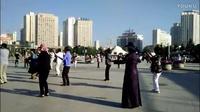 西宁中心广场藏族锅庄视频30