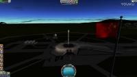 【堡叔解说】KSP模拟东方红一号卫星发射任务 没谁了!都快做成鬼畜了!