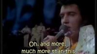 Elvis Presley - My Way (Elvis In Concert 1977KTV版)