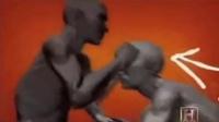 [人体武器]3D搏击教学动画重创敌人的杀招