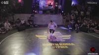(我很潮)红牛街舞大赛2016 南韩站KATSU ONE 裁判solo Red Bull BC One South Korea