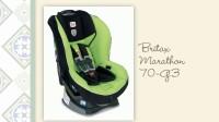 10大美国最安全儿童座椅