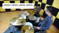 【小生架子鼓】(二)7连音、5连音的打法和运用 爵士鼓高级教程