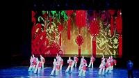 灯笼舞【红红的日子】演示 益阳市老年大学舞蹈基础二班 摄影制作 湖南乐哈哈