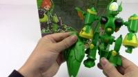 斗龙战士十二星座之天秤星龙玩具 变形炫爆飞行器