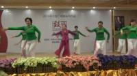刘峰老师99广场舞开机议式          国韵      云姿美舞蹈队表演      领舞王梅