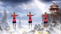 四川南充素素广场舞【暖暖的幸福】编舞-春英老师:舞曲-沙漠玫瑰:制作-习舞:四川素