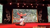 李冀雪老师六十寿辰庆典上夫妻演绎舞蹈 《九儿我送你去远方》