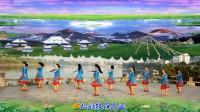 黄山紫纡广场舞《梦见你的那一夜》
