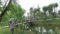 济南港九张兰摄制:2016年8月,我和老公、两个弟弟、小侄子侄女,在成都双流湖滨公园