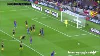 1617-5 Messi vs  Atletico Madrid (2016.9.21)