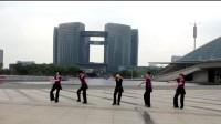 杭州张春丽广场舞 美丽的草原我的家