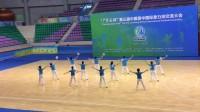 第三届晋中国际柔力球赛规定套路《我们的信念》太谷队