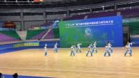 第三届晋中国际柔力球赛集体自编《江山》晋中市柔力球协会