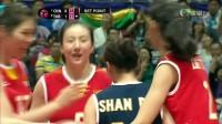 2013年世界女排大奖赛香港站 中国vs土耳其