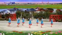 丽人黄山江南健身队《风一吹爱就来》