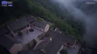 DIY航拍机穿云一镜到底拍摄五台山南山寺