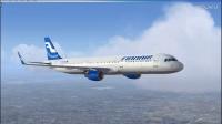 《飞行员之眼》模拟飞行空客A320 伦敦至赫尔辛基