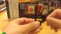 (电闪雷鸣原创)乐高蝙蝠侠大电影系列 70910 稻草人的披萨外卖车